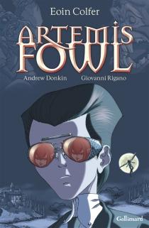 Artemis Fowl : la bande dessinée - EoinColfer