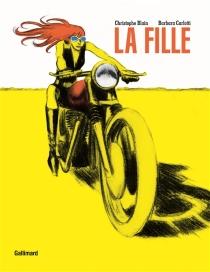 La Fille - ChristopheBlain