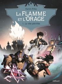 La Flamme et l'orage - KarimFriha