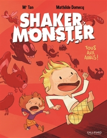 Shaker Monster - Mathilde Domecq