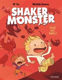 Shaker Monster - MathildeDomecq