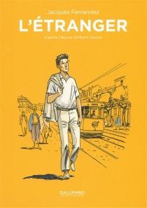 L'étranger - JacquesFerrandez