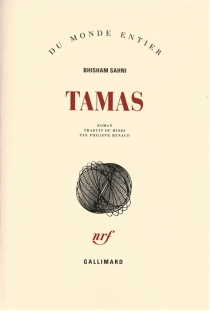 Tamas - BhishamSahni