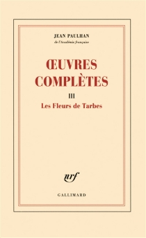 Oeuvres complètes - JeanPaulhan