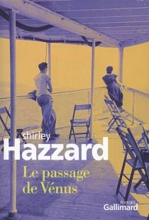 Le passage de Vénus - ShirleyHazzard
