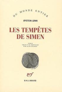 Les tempêtes de Simen - OysteinLonn