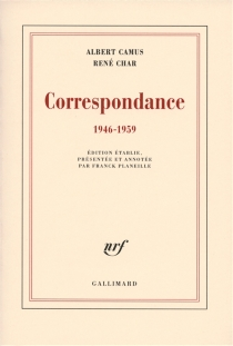 Correspondance : 1946-1959 - AlbertCamus