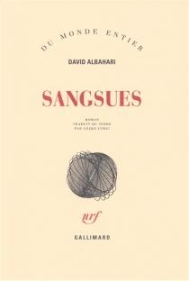 Sangsues - DavidAlbahari