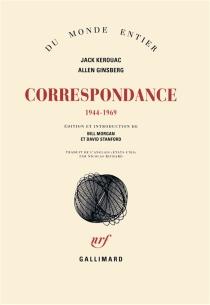 Correspondance : 1944-1969 - AllenGinsberg