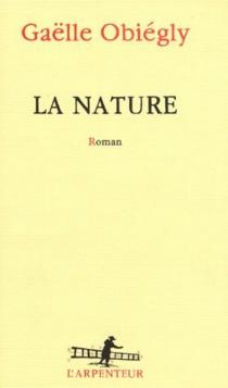La nature - GaëlleObiégly