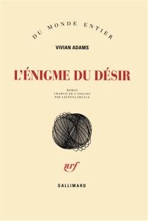 L'énigme du désir - VivianAdams