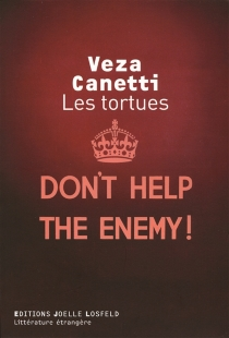 Les tortues - Veza Canetti