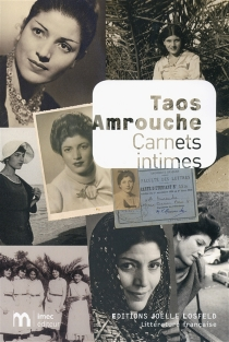 Carnets intimes - Marguerite Taos Amrouche