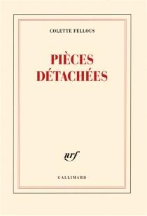 Pièces détachées - ColetteFellous