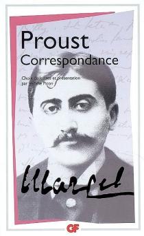 Correspondance - MarcelProust