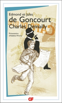Charles Demailly - Edmond de Goncourt