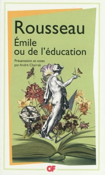 Emile ou De l'éducation - Jean-JacquesRousseau