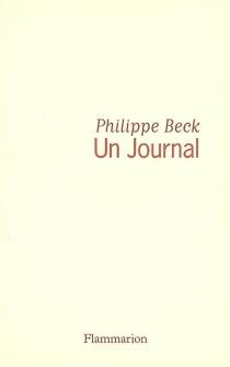 Un journal - PhilippeBeck