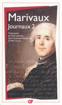 Journaux - Pierre deMarivaux