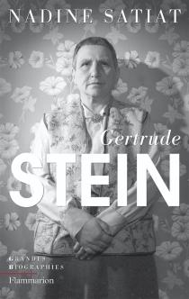 Gertrude Stein - NadineSatiat