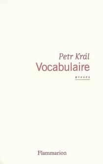 Vocabulaire : proses - PetrKrál