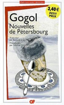 Nouvelles de Pétersbourg - Nikolaï VasilievitchGogol