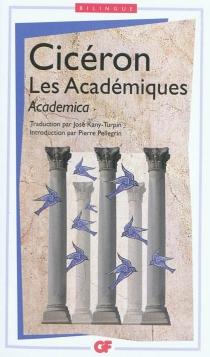 Academica| Les académiques - Cicéron