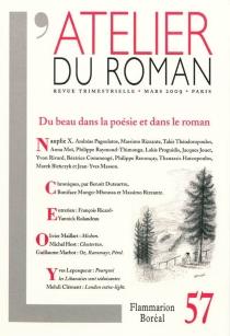 Atelier du roman (L'), n° 57 -