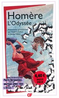 L'Odyssée| Pierre Bergounioux, pourquoi aimez-vous l'Odyssée ? : interview -