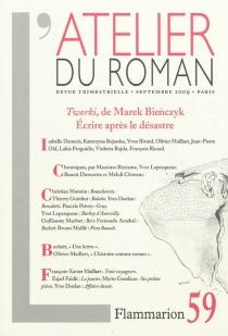 Atelier du roman (L'), n° 59 -