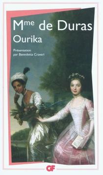 Ourika - Claire-Louisa-Rose-Bonne Lechal de KersaintDuras