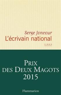 L'écrivain national - SergeJoncour
