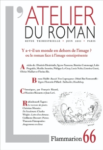 Atelier du roman (L'), n° 66 -