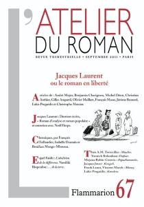 Atelier du roman (L'), n° 67 -