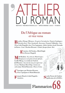 Atelier du roman (L'), n° 68 -