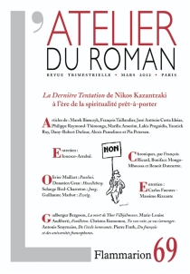 Atelier du roman (L'), n° 69 -