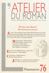 Atelier du roman (L'), n° 76 -