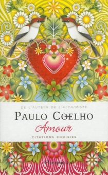 Amour : citations choisies - Paulo Coelho