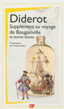 Supplément au voyage de Bougainville| Précédé de Pensées philosophiques| Lettre sur les aveugles - DenisDiderot