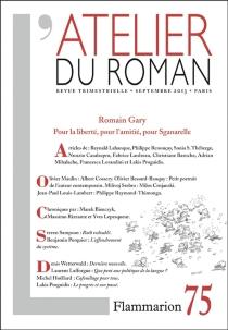 Atelier du roman (L'), n° 75 -