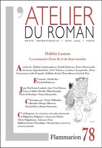Atelier du roman (L'), n° 78 -
