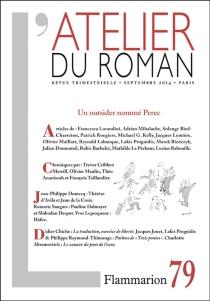 Atelier du roman (L'), n° 79 -