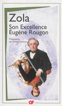Son Excellence Eugène Rougon - Emile Zola