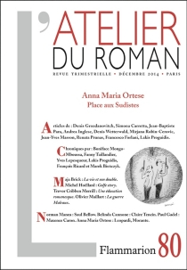 Atelier du roman (L'), n° 80 -