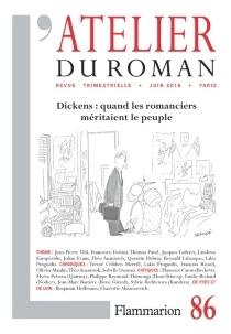 Atelier du roman (L'), n° 86 -