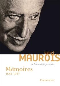 Mémoires 1885-1967 - AndréMaurois
