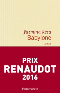 Babylone - YasminaReza