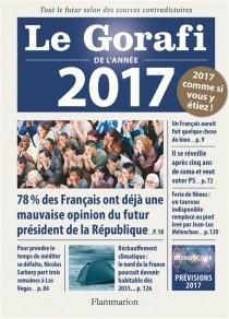 Le Gorafi de l'année 2017 : tout le futur selon des sources contradictoires -