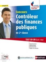 Concours agent finances publiques