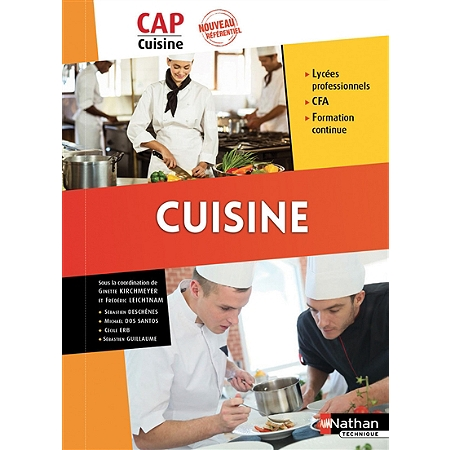 Cuisine cap cuisine cap espace culturel e leclerc for Annales cap cuisine